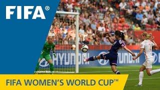 HIGHLIGHTS: Japan v. Netherlands - FIFA Women's World Cup 2015