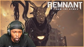 Two BOSS BATTLES In One Video! (Remnant From The Ashes Ep.3)