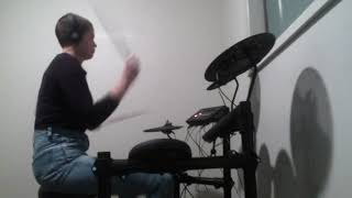 Hurry On Home   Sleater Kinney (Drum Cover)