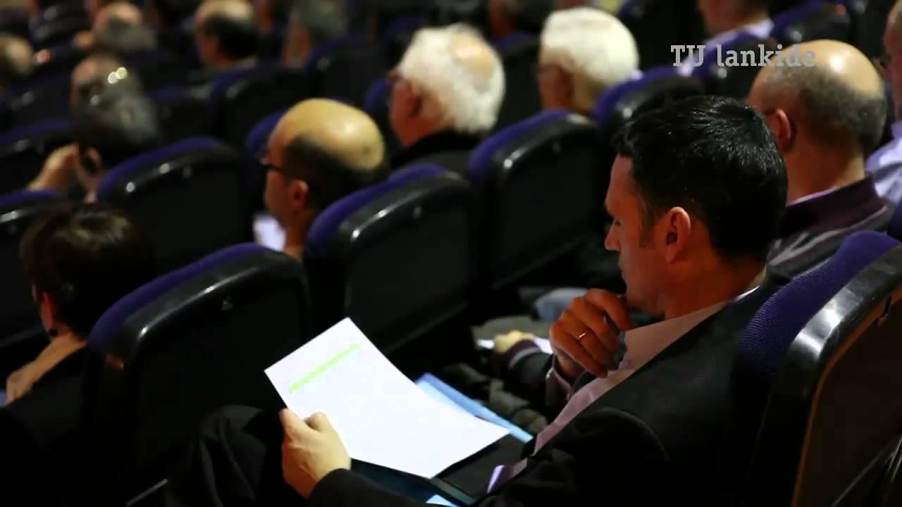 Congreso de MONDRAGON 2012