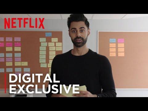 Video trailer för Hasan Minhaj's Jokes from the Cutting Room Floor   Patriot Act   Netflix