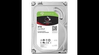 Seagate IronWolf NAS 4 TB Interne Festplatte im Check/Test