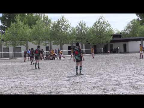 Rugby Sub16 La Única RT - Getxo