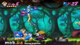 Обзор Rayman Jungle Run для Android - mob.ua