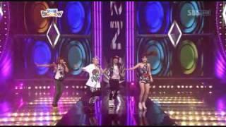 [HD] (2/3) 2NE1 - Let's Go Party Live! [031009]