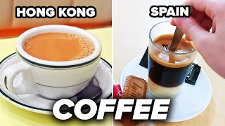 Drinking Coffee Around The World thumbnail