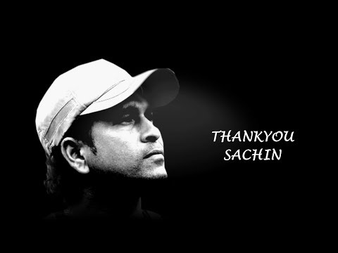 Download Thank You Sachin - A tribute to the God of Cricket HD Mp4 3GP Video and MP3