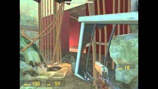 Half-Life 2 Walktrough Part 2(Limbutii)