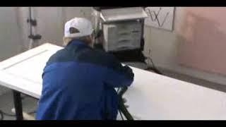 Дистанционный урок «Подготовка дверного полотна каркаса»