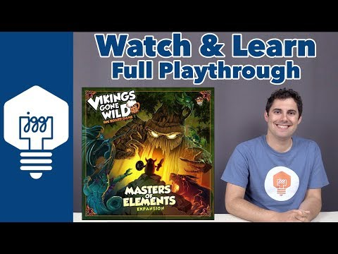 JonGetsGames - Masters of Elements Full Playthrough