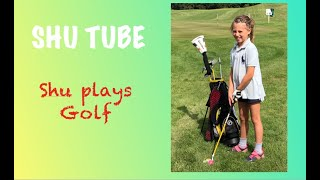 What age to start golf | Kids Golf Clubs | Learning to play golf | Horsham Golf Club with Shu