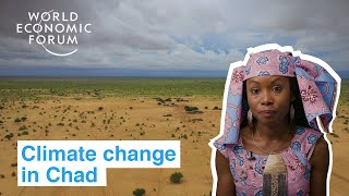 In Chad climate change is already a reality