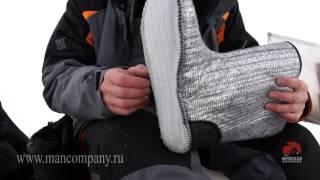 Чулки для зимних рыболовных сапог