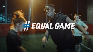 2017/2018 #EqualGame TV ad