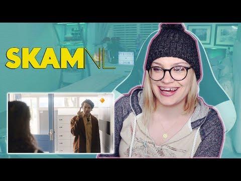 SKAM NL (Dutch Skam) Season 1 Episode 1 REACTION! (Series