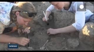 """Иорданская """"Черная пустыня"""" – плодородный край. Новые находки археологов"""