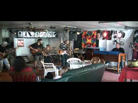 """The Bill's Garage Allstars"" covering ""Old Love"" by Eric Clapton, 5-6-12"