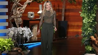 <b>Kate Hudson </b>Talks Music Passion And Dating