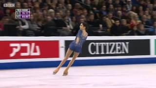 Evgenia MEDVEDEVA - 2016 World Championships - LP (BBC)