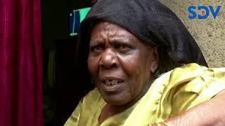 Volunteers keep Kenya's elderly informed about coronavirus in Kibera