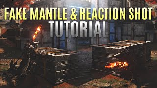 How to Fake Mantle & Reaction Shot COMBO - Gears 5 Tutorial - by DomeZ