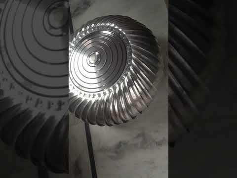 Steel & Aluminium Turbine Ventilators