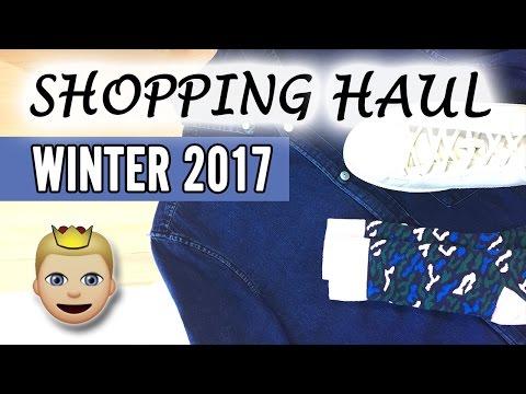 SHOPPING HAUL Winter 2017 | Männer Edition | (Deutsch) | thajo