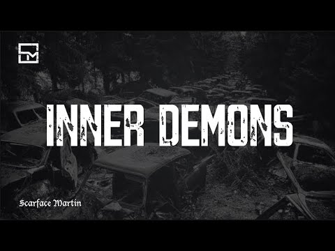 'Inner Demons' - (90s Hip Hop Instrumental Old School Boom Bap Beat)