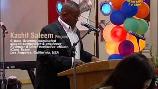 Love Prevails Kashif Saleem Grammynominated Musician & Humanitarian 2/2
