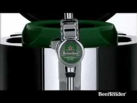 Dispensador de cerveza Beertender