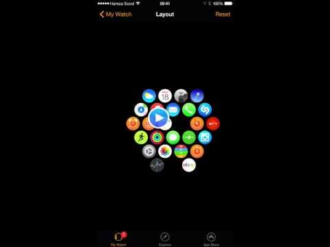 如何為 Apple Watch 自定主介面?這影片可以提供參考!