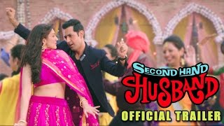 Second Hand Husband | Official Trailer | Gippy Grewal, Tina
