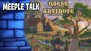 Quest for the Antidote Review with Meeple Talk