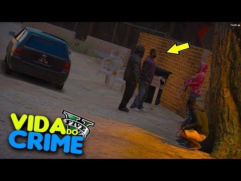 VIDA DO CRIME - CAPANGAS DO BRENO FOI NA FAVELA METER BALA !  - #26