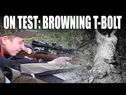 On test: Browning T-Bolt