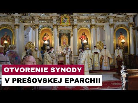 V Prešove otvorili archieparchiálnu fázu synodálneho procesu
