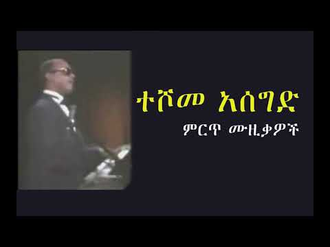 teshome aseged collection old music