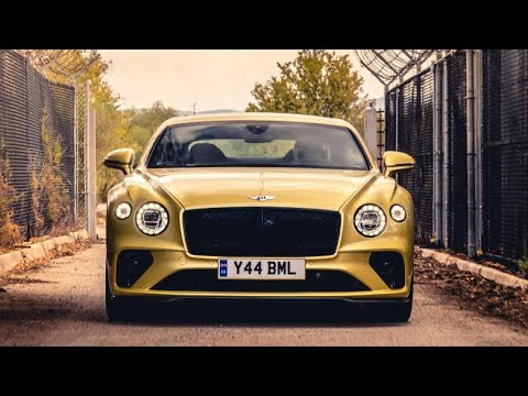 NEW Bentley Continental GT SPEED First Drive Review!
