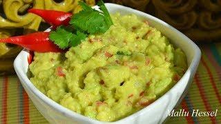 Como fazer Guacamole | Receita de Guacamole | Comida Mexicana | [Low Carb | Paleo] | Mallu Hessel