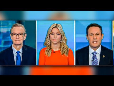 Brian Kilmeade Melts Down After ICE Gets Iced By Biden