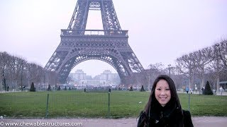 How Tall Is The Eiffel Tower? Watch My Video Tour
