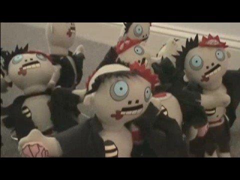 Zombie Doll Will Eat Your Stuffed Animals' Braaaaaains