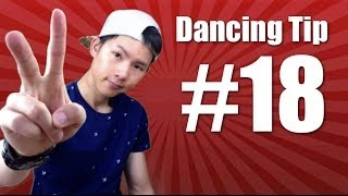 Touching Yourself in Dance | Dance Tip Ep  #18