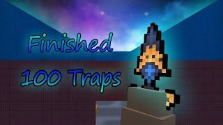Finished 100 Traps - Block Strike