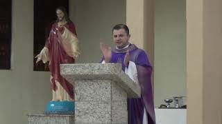 Evangelho e Homilia - Missa do 3º Domingo da Quaresma (24.03.2019)