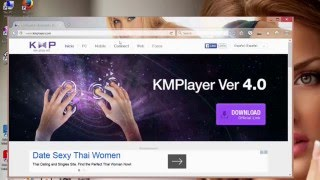 How to play 3D Video on KMplayer