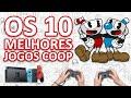 10 Melhores Jogos Cooperativos Do Nintendo Switch