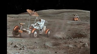 Apollo 16 Lunar Rover