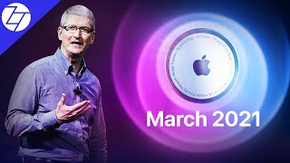 Apple March 2021 Event – 8 Things to Expect!