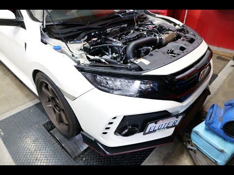 Full-Race FK8 Civic Type R G-Series IWG Turbo kit